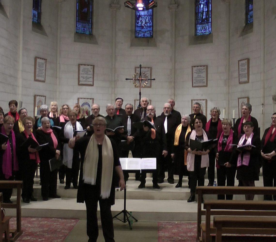 Chorale la Clé des Chants d'Ecueillé